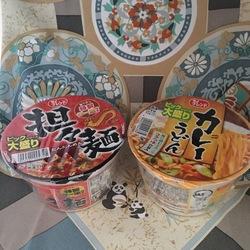 カレーうどんと担々麺.jpeg